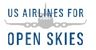 Open Skies Coalition Mobile Logo