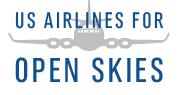 Open Skies Coalition Retina Logo